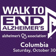 2021 Columbia Walk to End Alzheimer's
