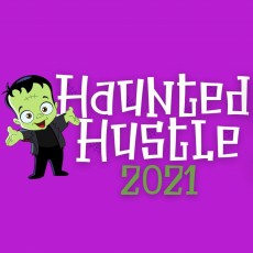 Haunted Hustle 5k 2021