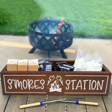 S'mores Station Box