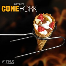 Campfire Cone Forks (Set of 2)