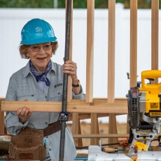 Building Homes and Better Lives