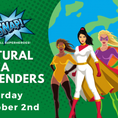 Things to do in Palm Beach Gardens, FL for Kids: EARTH DEFENDERS GIRL SCOUT WORKSHOP, River Center