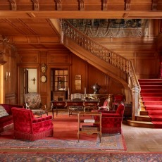 Things to do in Dutchess County, NY for Kids: Mansion Tours, Staatsburgh State Historic Site