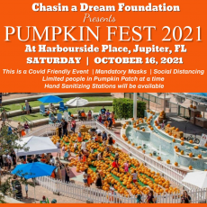 Things to do in Palm Beach Gardens, FL for Kids: Pumpkin Fest 2021, Harbourside Place