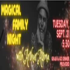 Things to do in Birmingham, AL for Kids: Family Night with Magician Arthur Atsma, The O'Neal Library