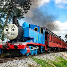 Things to do in Aberdeen-Bel Air, MD for Kids: Day Out with Thomas, Strasburg Rail Road