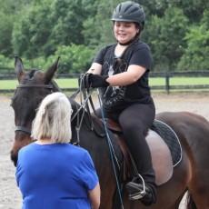 Horsemanship Lessons (Ages 5 - Teens)