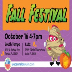 Things to do in Wesley Chapel-Lutz, FL for Kids: Family Fun Festival & Trunk or Treat, Watermelon Swim