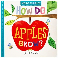 How Do Apples Grow? Children's Book