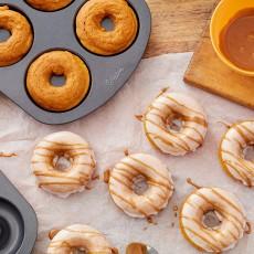 Non-Stick Donut Baking Pans