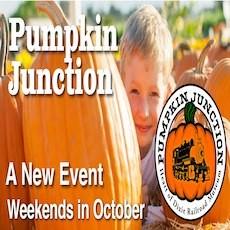 Things to do in Birmingham, AL for Kids: Pumpkin Junction, Heart of Dixie Railroad Museum