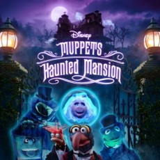Catch the Release of Muppets Haunted Mansion