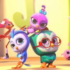 Sing with Adorable Birdie Friends