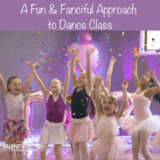 Twirl - Ballet & Tap Combo for Ages 2-6