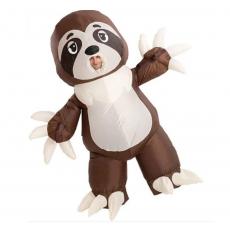 Inflatable Adult Sloth Costume