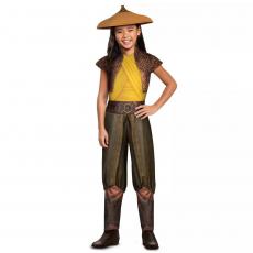 Girl's Raya and The Last Dragon  Costume