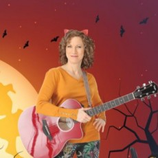 Things to do in Hulafrog at Home for Kids: Jam out Laurie Berkner at a Halloween Party Concert, Laurie Berkner Band