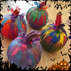 Things to do in Palm Beach Gardens, FL for Kids: 10th Annual Pumpkin Painting pARTy!, Kids Need More Art