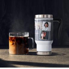 Score Free Coffee + Personalized Mug