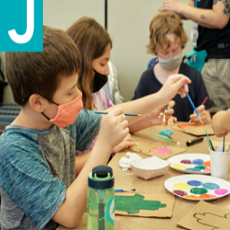 Karate, Sports, Art & More - Youth Enrichments at The J