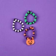 Create a Halloween Pony Bead Bracelet