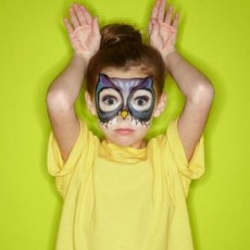 Join a Kids Face Painting Demo