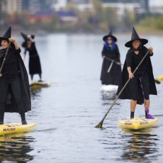 3rd Annual Witches of Wickford Paddle
