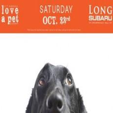 Long Subaru Love-A-Pet Event
