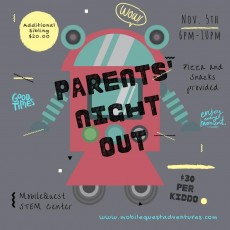 Parents' Night Out!!
