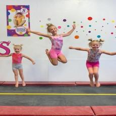 Girls & Boys Gymnastics, Ninja, Mommy & Me, Homeschool, Preschool, Dance, Cheer & More