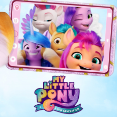 Party with Your Favorite Pony Friends
