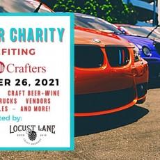 Cars for Charity - Malvern Car Show Fundraiser