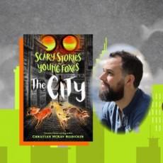 Get Spooky with Author Christian McKay Heidicker