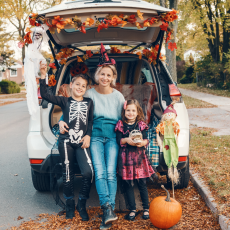 Trunk or Treat Made Easy - Grab a Kit!