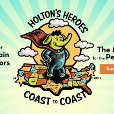 Holton's Heroes Fundraiser: Philadelphia