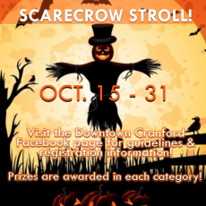 Things to do in Westfield-Clark, NJ for Kids: 14th Annual Scarecrow Stroll, Township of Cranford