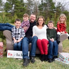 Things to do in Towson, MD for Kids: Tree Farm Mini Sessions, Focus Photography KmH