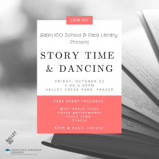 Things to do in Main Line, Pa for Kids: Story Time & Dancing, Ballet 180
