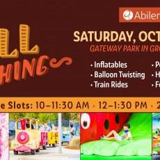 Things to do in Augusta, GA for Kids: The Fall Thing, Abilene Baptist Church - Augusta, GA