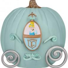 Cinderella's Carriage Halloween Pumpkin Decorating Kit
