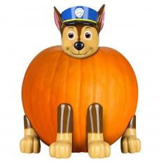 Paw Patrol Chase Pumpkin Push-in Kit