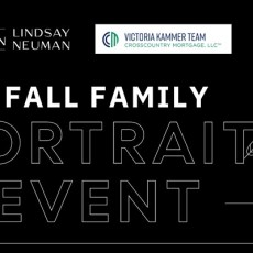 Things to do in Main Line, Pa for Kids: Fall Family Portrait Event, Lindsay Neuman Realtor - Compass Philadelphia