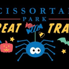 Things to do in Oklahoma City South, OK for Kids: Treat Trail, Scissortail Park
