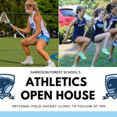 Things to do in Towson, MD for Kids: Athletics Open House, Garrison Forest School