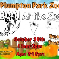 Things to do in Aberdeen-Bel Air, MD for Kids: Boo!  At the Zoo!, Plumpton Park Zoo