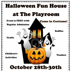 Things to do in Aberdeen-Bel Air, MD for Kids: Halloween Fun House, The Playroom