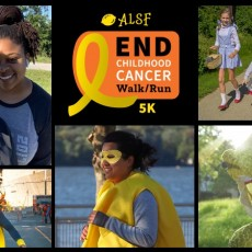 End Childhood Cancer Walk / Run 2021