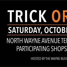 Things to do in Main Line, Pa for Kids: Wayne Trick or Treat, Wayne Business Association