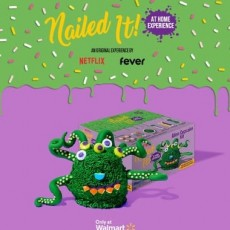 Things to do in Hulafrog at Home for Kids: Join Nailed It! Halloween At Home Experience, Netflix