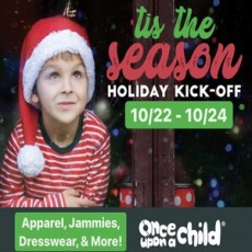 Things to do in Wesley Chapel-Lutz, FL for Kids: Holiday Wear Reveal!, Once Upon A Child - Wesley Chapel